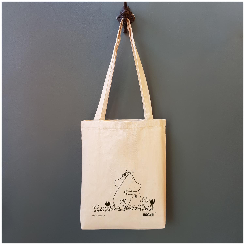 Купить 1106490, Сумка Муми-тролли. Муми-тролли на полянке, Подписные издания, Детские сумки