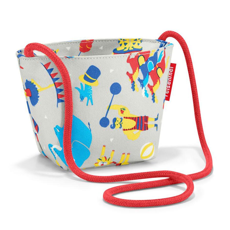 Купить IV3063, Сумка детская Reisenthel Minibag circus red,