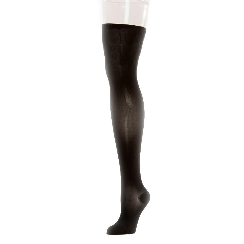 Компрессионные чулки, (2 класс, 23-32 мм. рт. ст.), №5, короткие, черные Varisan Fashion