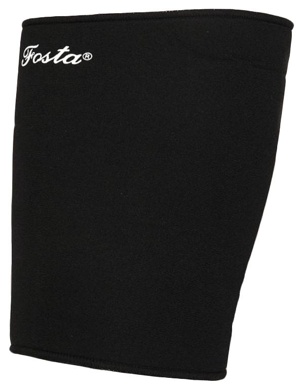 Фиксатор мышц бедра, XXXL, черный Fosta F6571