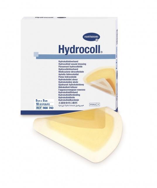 Гидроколлоидная повязка, 5х5 см Hydrocoll