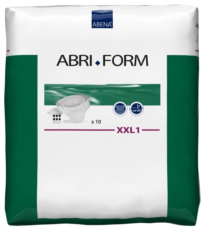 Купить 300516, Подгузники для взрослых, XXL1, 10 шт. Abena Abri-Form