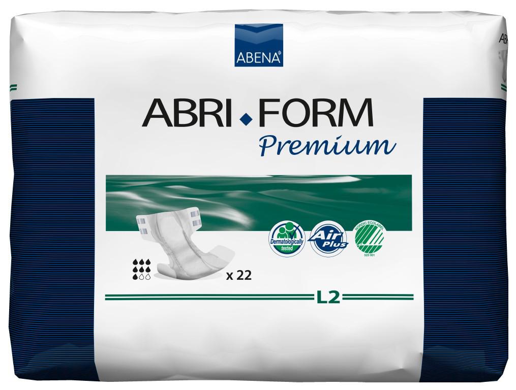 Подгузники для взрослых L2, 22 шт. Abena