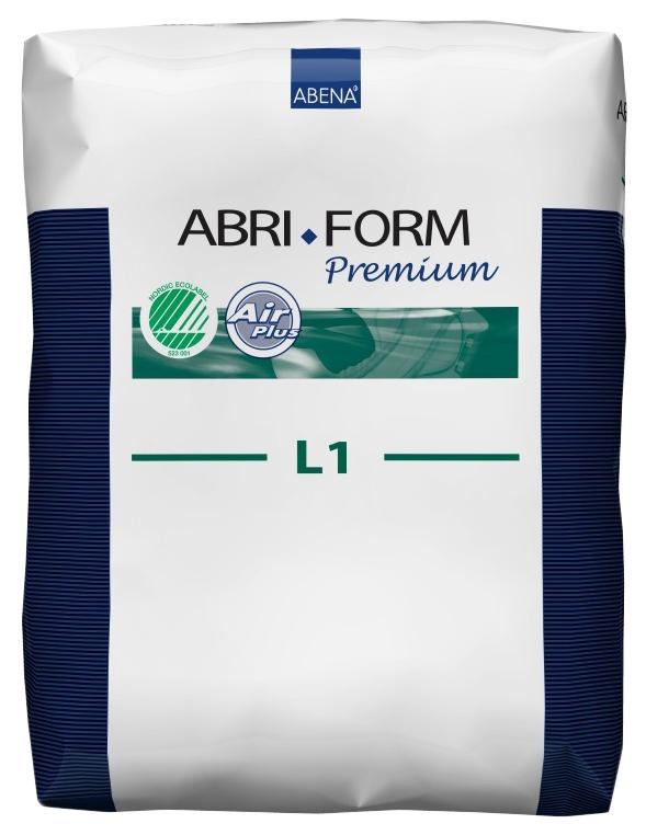 Купить 4735, Подгузники для взрослых L1, 10 шт. Abena Abri-Form