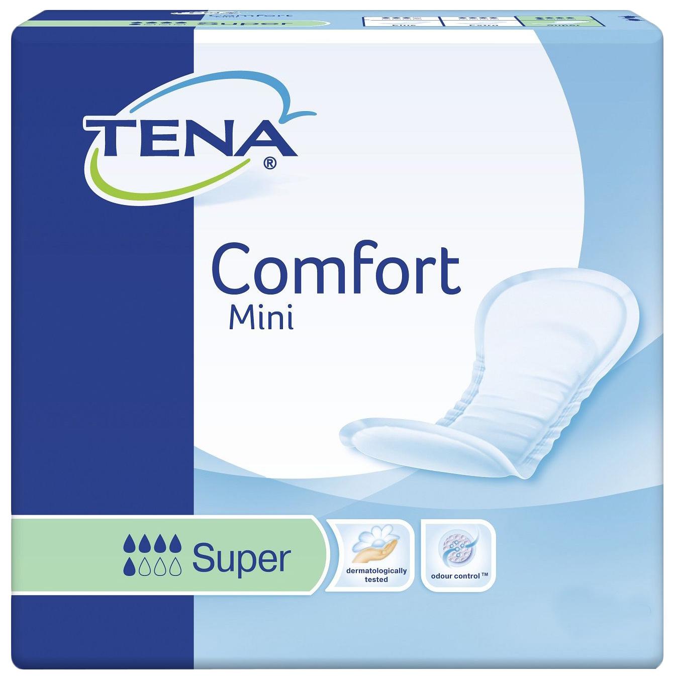 Урологические прокладки для женщин, 30 шт. Tena