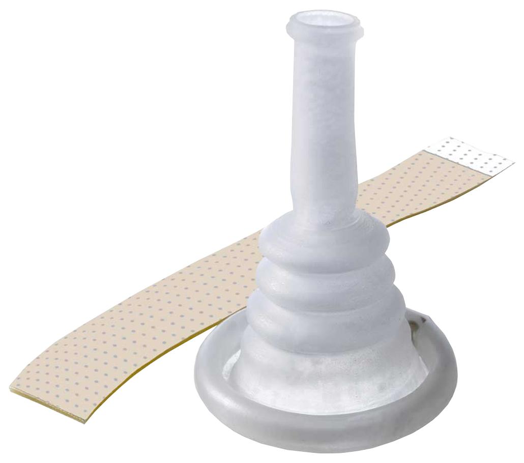 Уропрезерватив с пластырем, диаметр 35 мм (5035)