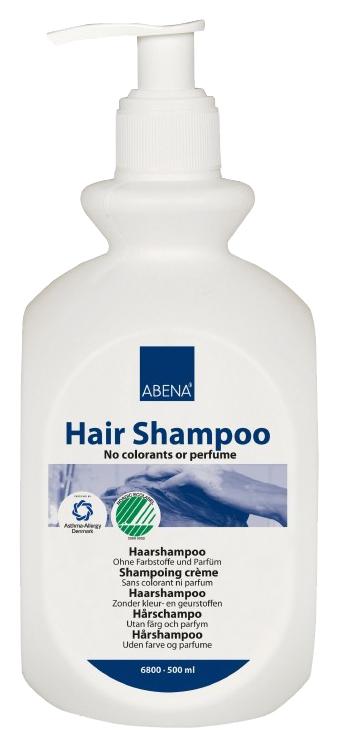Купить 6800, Шампунь для волос без запаха Abena, 500 мл