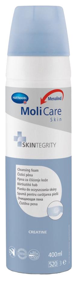 Очищающая пена Molicare Skin 400 мл