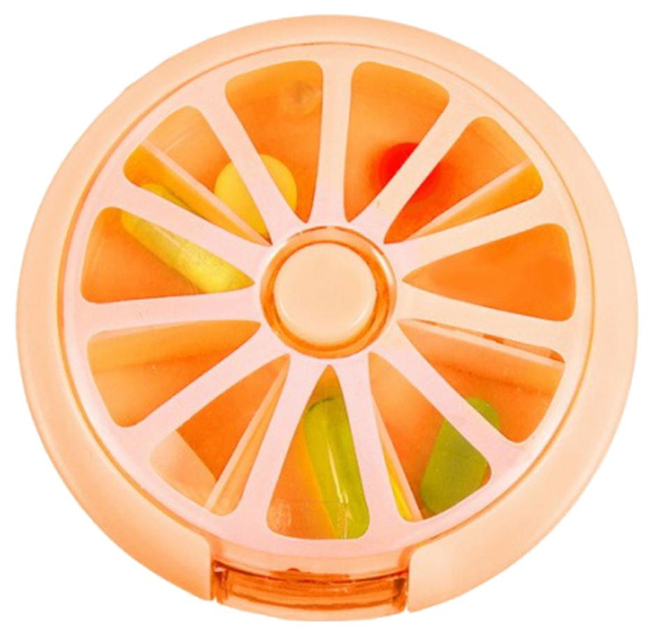Таблетница Bradex Апельсин