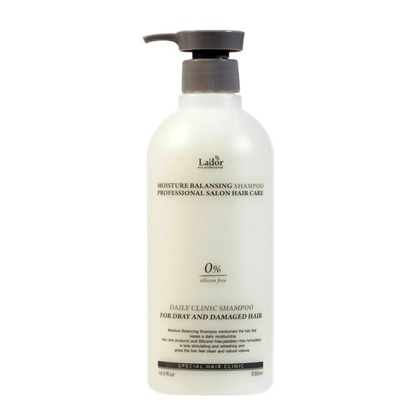 Шампунь La'dor Moisture Balancing Shampoo 530 мл