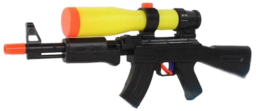 Игрушечное оружие 1 TOY Т11599 Аквамания водяной автомат, 52 см