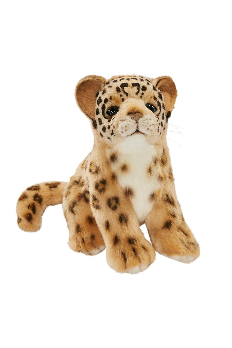 Купить Мягкая игрушка Hansa Детеныш леопарда, 18 см,