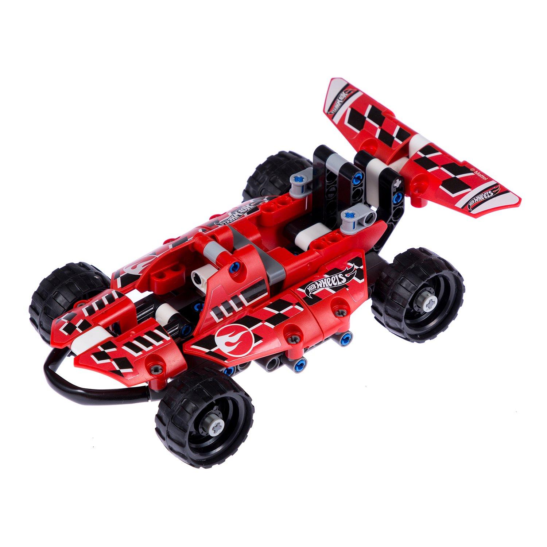 Купить Конструктор 1 TOY Т15404 Hot Wheels Cart, 150 деталей, Конструкторы пластмассовые