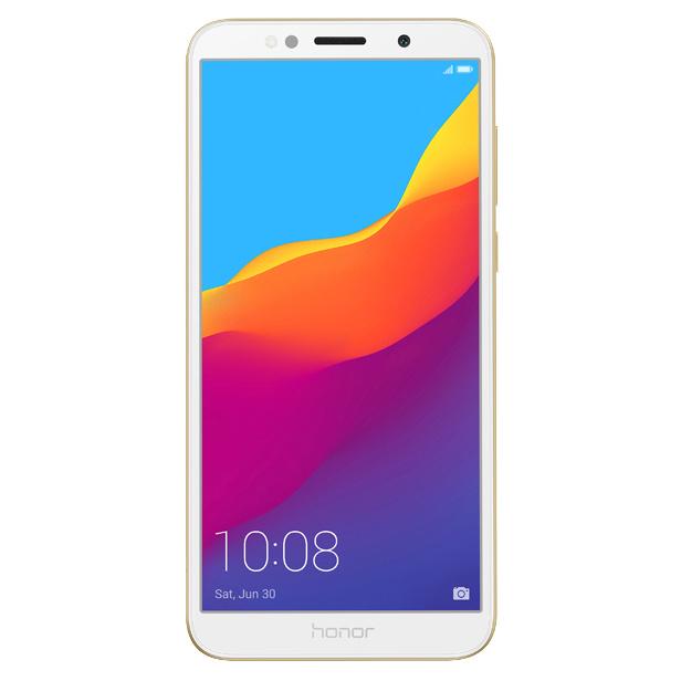 Смартфон Honor 7A 16Gb Gold (DUA-L22) фото