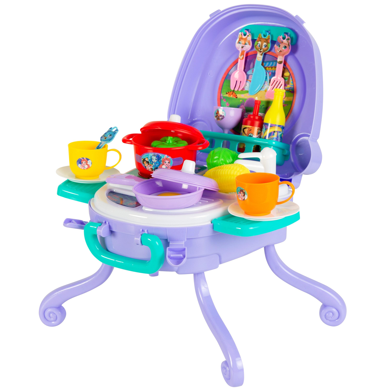 Купить Детская кухня Enchantimalsy со световым и звуковым модулем,