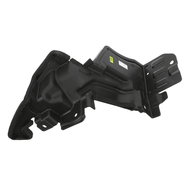 Защитный кожух радиатора нижний / Chevrolet Aveo