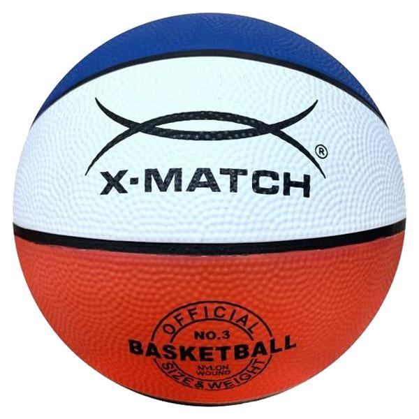 Мяч баскетбольный X Match, размер 3 56460