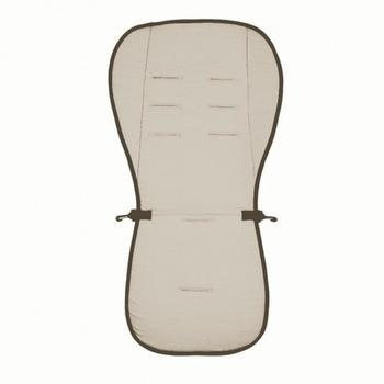 Купить Матрасик вкладыш Altabebe для колясок, 83x42 см цв. бежевый, AL3005L-22, Аксессуары для детских колясок