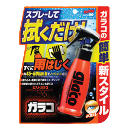 Антидождь Soft99 Glaco Mist Type, 100 мл