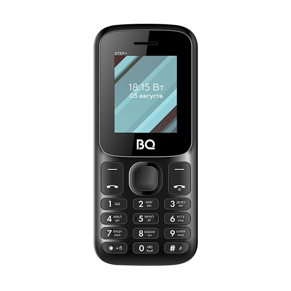 Мобильный телефон BQ 1848 Step+ Black