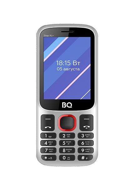 Мобильный телефон BQ 2820 Step XL+ White/Red