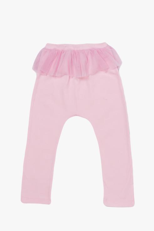 Брюки для девочек Crockid, цв. розовый р.62