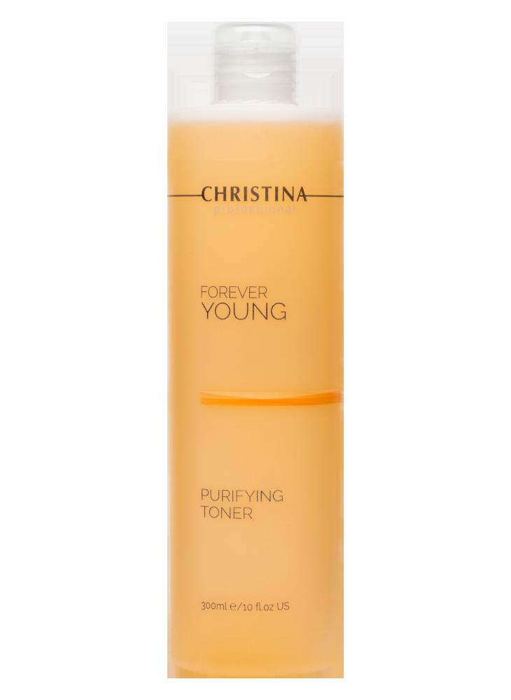 Купить Christina Christina Очищающий тоник 300 мл Forever Young, Очищающий тоник Forever Young Purifying Toner