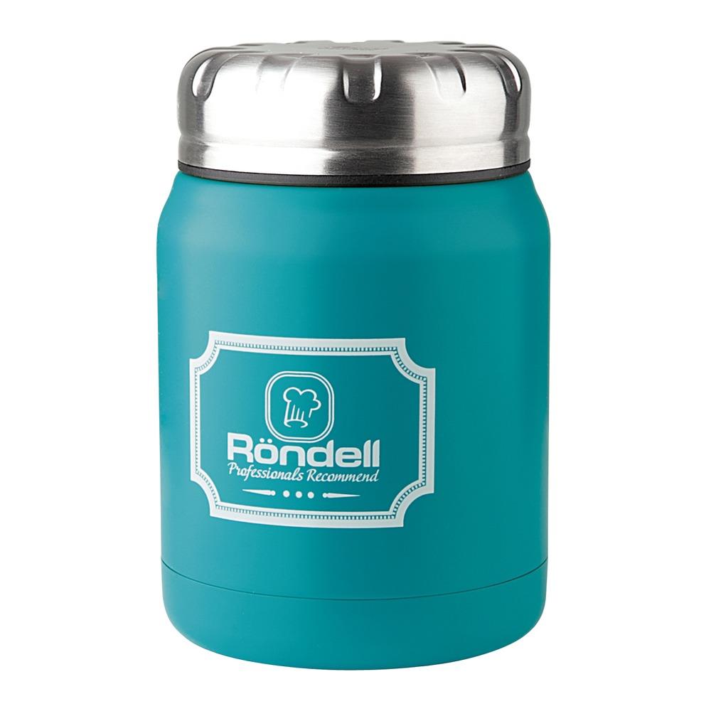 Термос Röndell Picnic Tirquoise 0,5 л голубой от Rondell