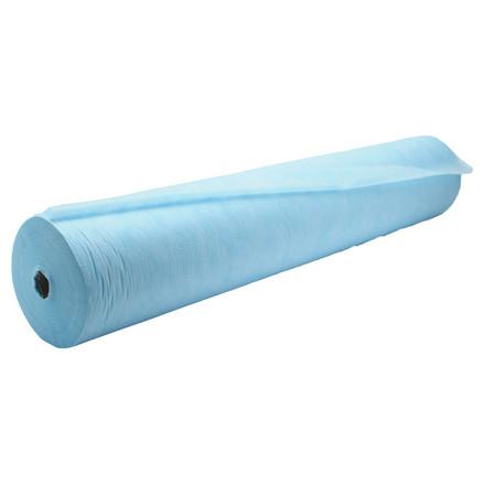 Купить Простыня Чистовье SMS Стандарт в рулоне 200×80 см, голубой, 100 шт