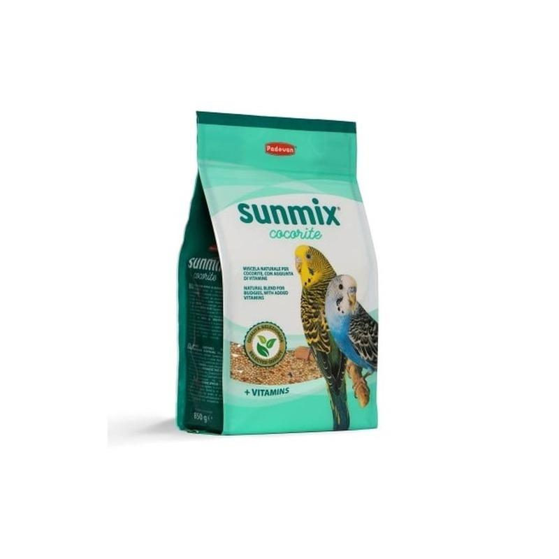 Основной корм Padovan Sunmix Cocorite для волнистые