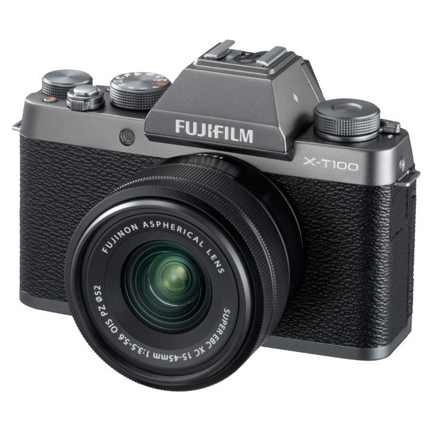Фотоаппарат системный FUJIFILM FX T100DS 15