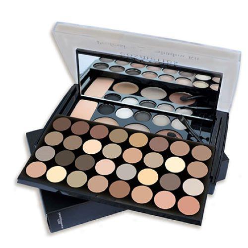Палетка для макияжа PARISA Cosmetics Professional