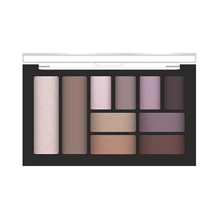 Палетка для макияжа PARISA Cosmetics, So Natural,
