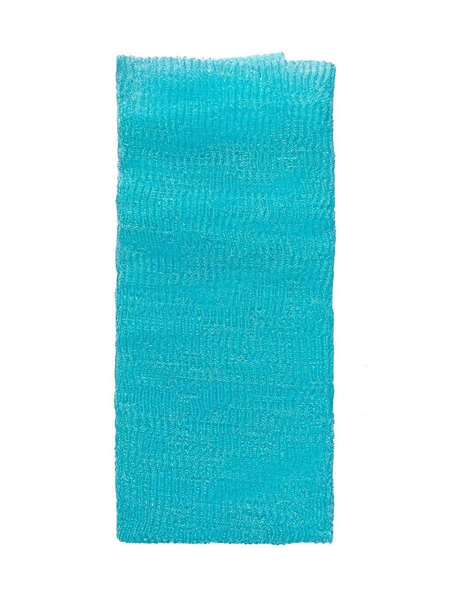 Мочалка для тела Silva, «Японская», голубая