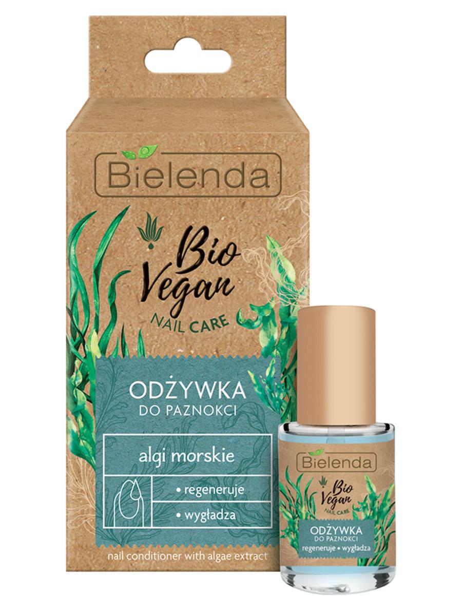 Кондиционер для ногтей Bielenda, Bio Vegan