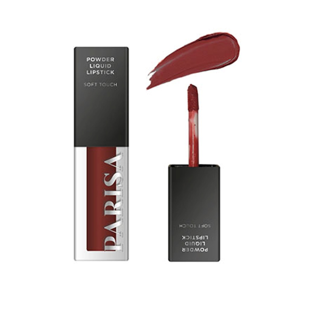 Купить Жидкая помада для губ PARISA Cosmetics Soft Touch тон 06