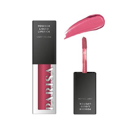 Купить Жидкая помада для губ PARISA Cosmetics, Soft Touch, тон 09