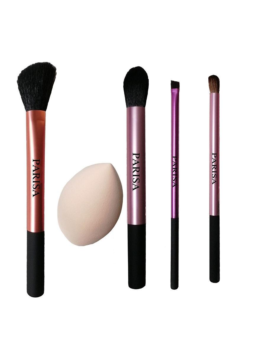 Купить Набор кистей для макияжа PARISA Cosmetics P-104