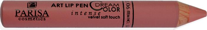 Купить Помада-карандаш для губ PARISA Cosmetics Dream Color тон 06