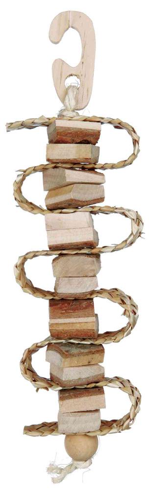 Игрушка для птиц TRIXIE Gnawing Wood