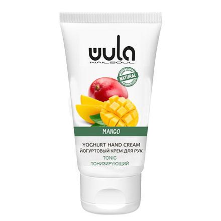 Купить Йогуртовый крем для рук «Манго» WULA Nailsoul, 75 мл