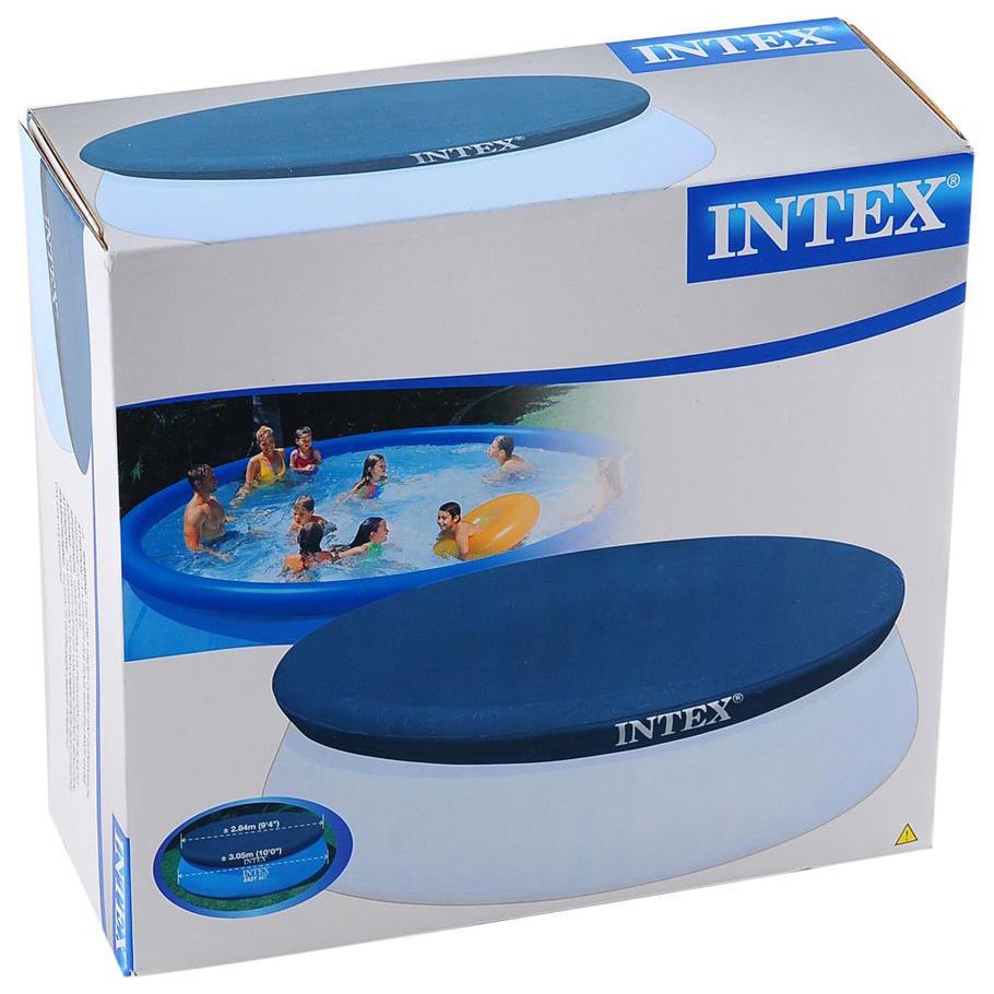 Тент для надувного бассейна Intex Easy Set 28021 305см