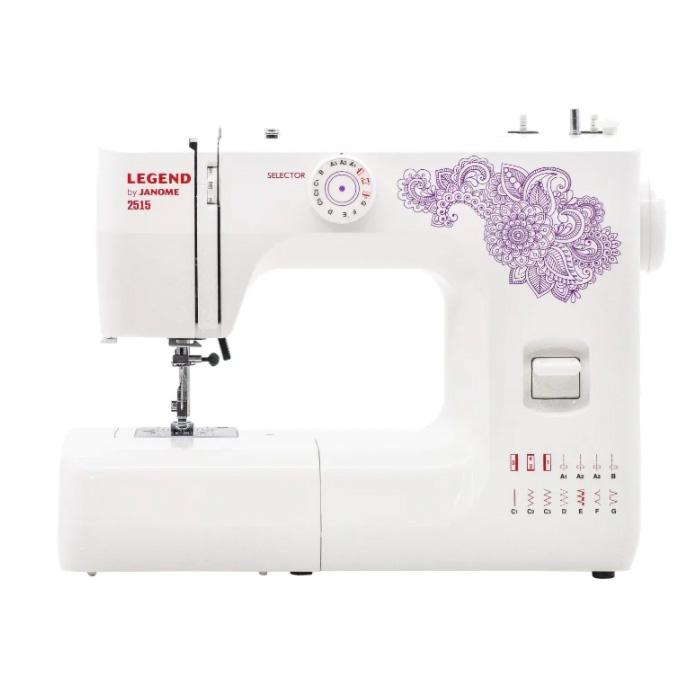 Швейная машина Janome Legend 2515 White