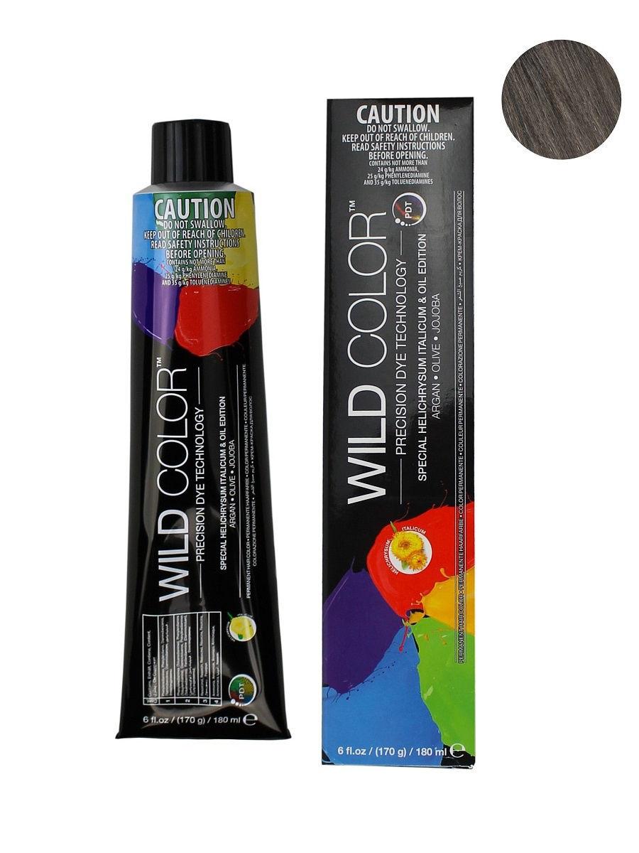 Купить Краска для волос Wildcolor 5.1 5A Светлый пепельно-коричневый 180 мл