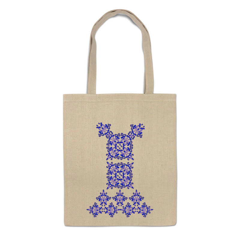 Сумка-шоппер Printio Цветочный узор 1410461