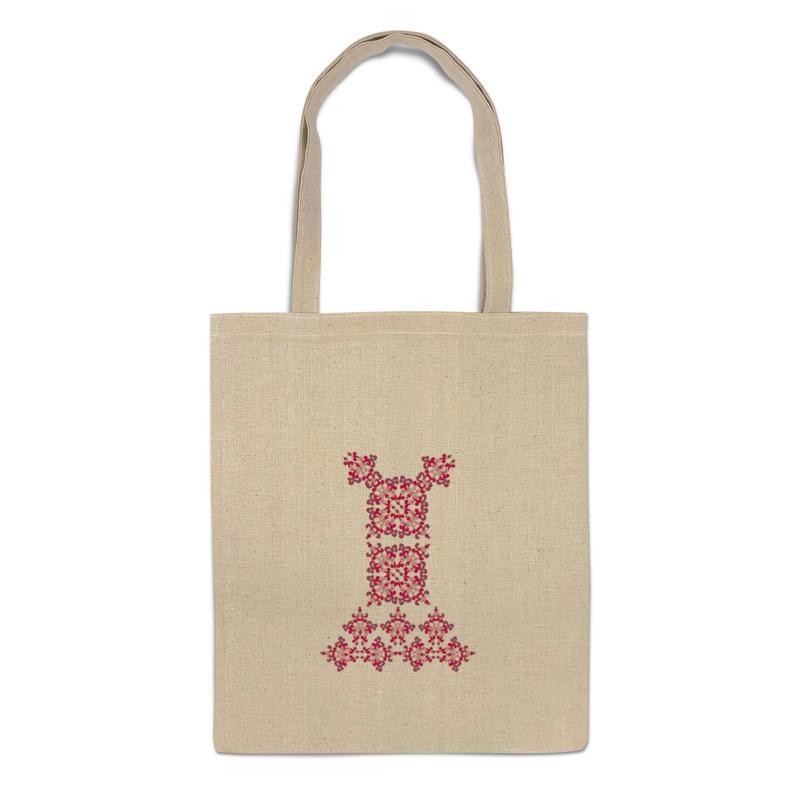 Сумка-шоппер Printio Цветочный узор 1410527