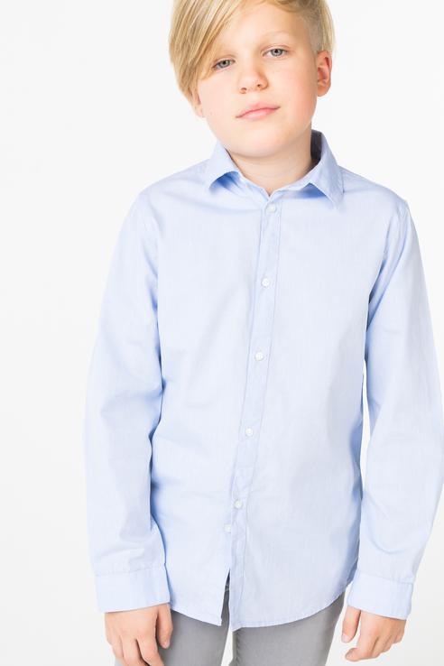 Рубашка для мальчика Mayoral, цв.голубой, р-р 92