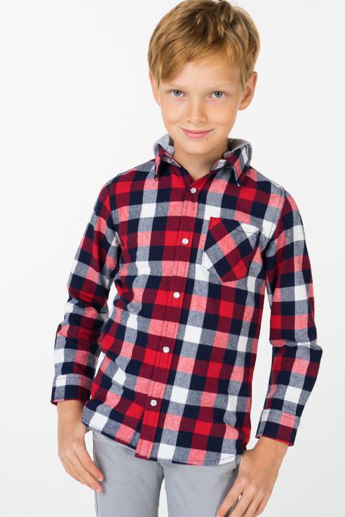 Рубашка для мальчика Sarabanda, цв.мультиколор, р-р 92