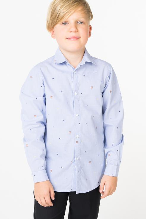 Рубашка для мальчика Mayoral, цв.синий, р-р 92