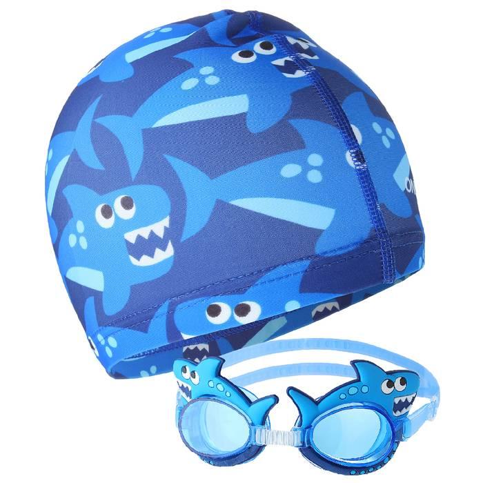 Очки Onlitop Акулы blue